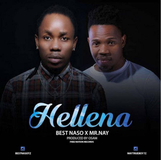Photo of New AUDIO: Best Naso Ft. Nay Wa Mitego – Hellena | Download