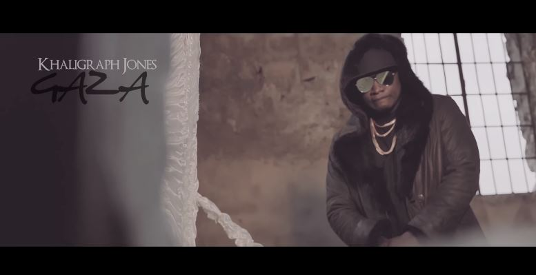 Photo of New VIDEO: Khaligraph Jones – Gaza