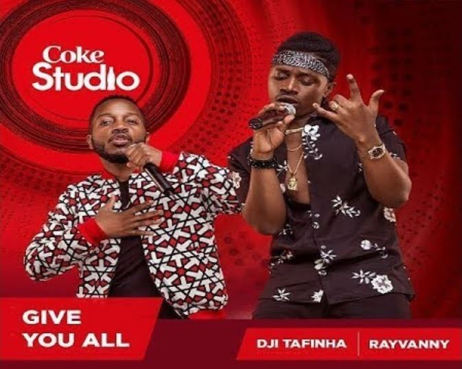 Photo of Audio | Rayvanny Ft. Dji Tafinha – Give You All | Mp3 Download