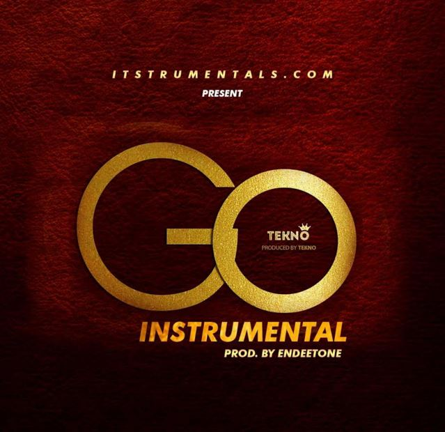 Photo of Instrumental: Tekno – Go (Prod. By Endeetones) | Download