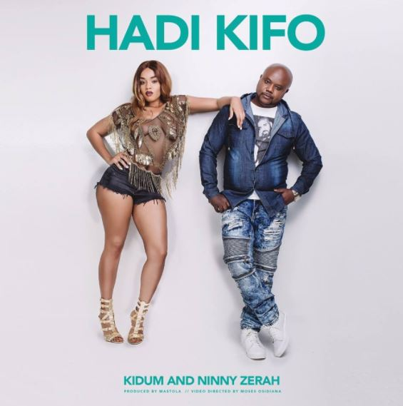 Photo of Audio | Kidum Ft. Ninny Zerah – Hadi Kifo | Mp3 Download
