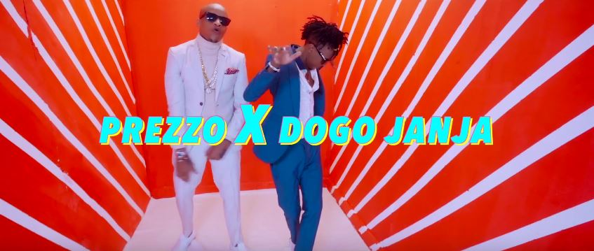 Photo of New VIDEO: Prezzo X Dogo janja – Hamsa Mia