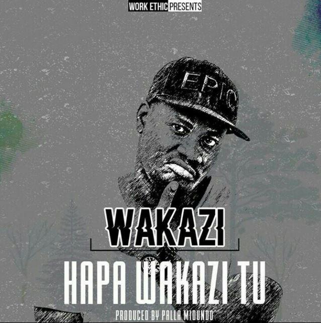 Photo of Audio | Wakazi – Hapa Wakazi Tu | Mp3 Download