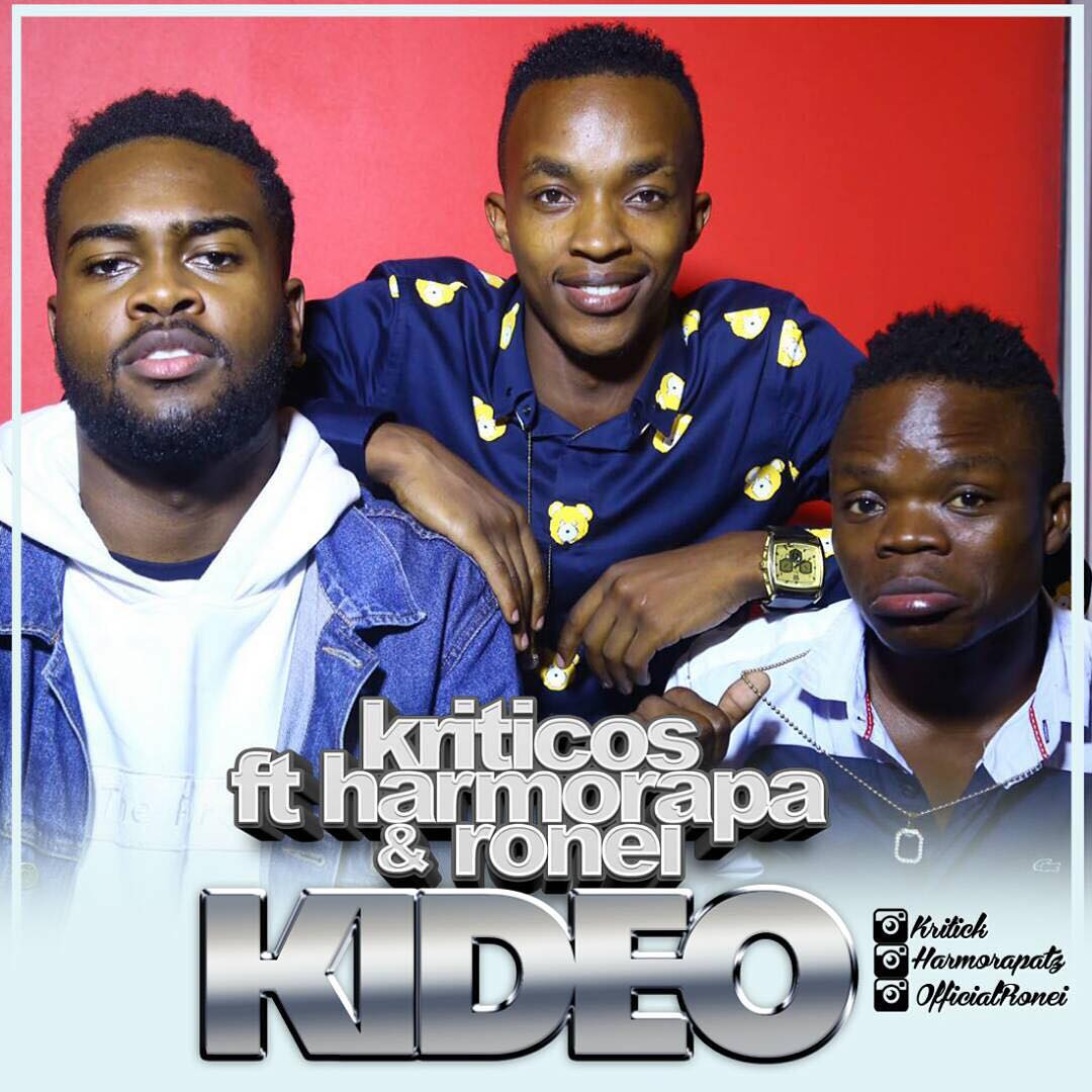 Photo of Audio | Kriticos Ft. Harmorapa & Ronei – KIDEO | Mp3 Download