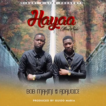 Photo of Audio | Bob Makini & Adavoice – Hayaa | Mp3 Download