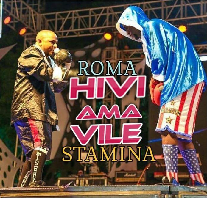 Photo of Audio   Roma & Stamina ( Rostam ) – Hivi Ama Vile   Mp3 Download