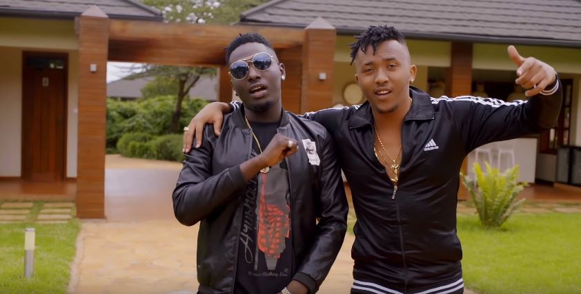 Photo of New VIDEO: Bonge La Nyau Ft. Baraka Da Prince – Homa Ya Mapenzi