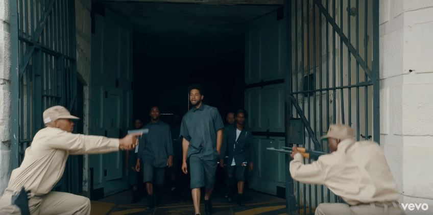 Photo of New VIDEO: Jussie Smollett – Hurt People