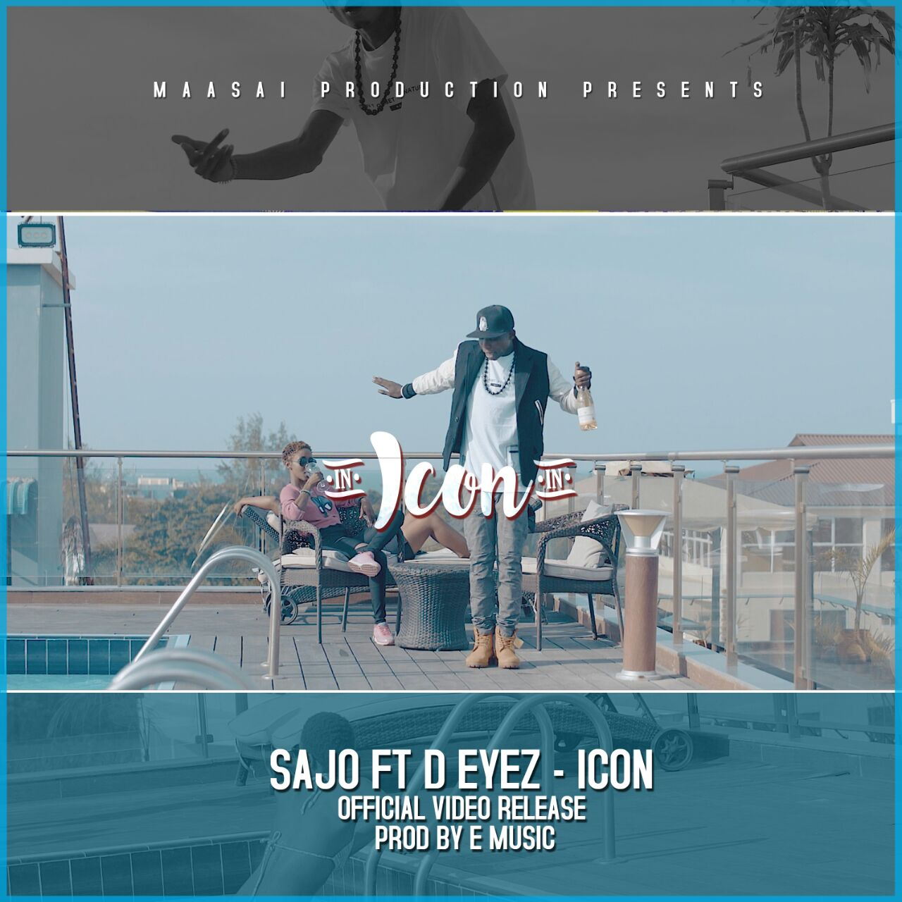 Photo of Sajo ft D-Eyez (Video) – Icon | Mp4 Download