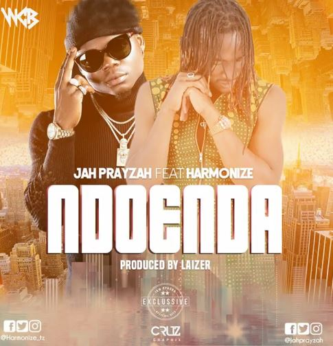 Photo of New AUDIO: Jah Prayzah ft Harmonize – Ndoenda Newe | Download