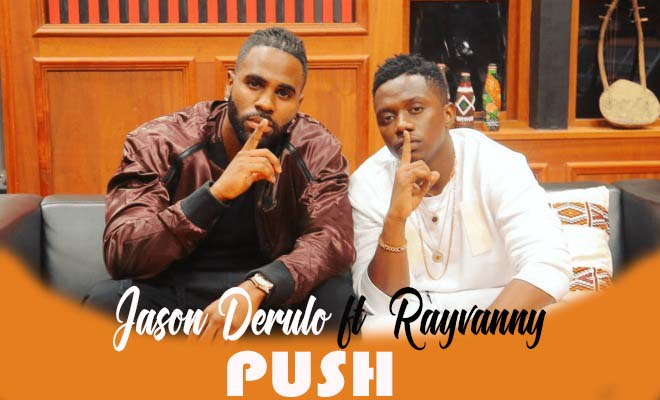 Photo of Audio | Jason Derulo ft Rayvanny- PUSH | Mp3 Download