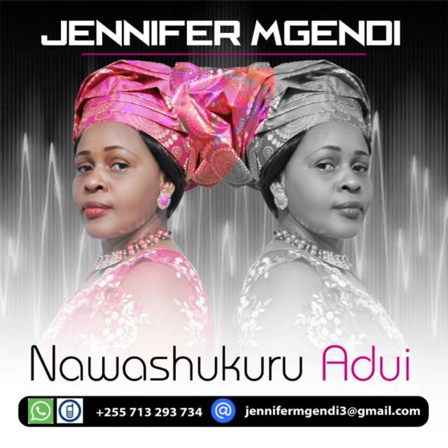 Photo of Gospel Audio | Jennifer Mgendi – Nawashukuru Adui | Mp3 Download
