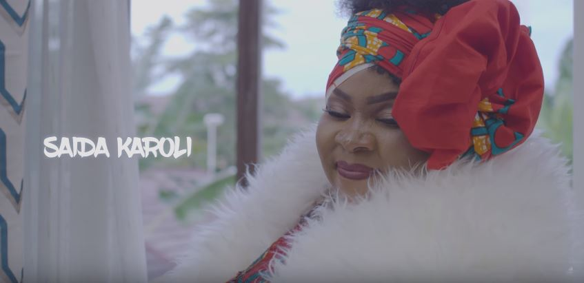 Photo of New VIDEO: Saida karoli – Kachumba Bunula