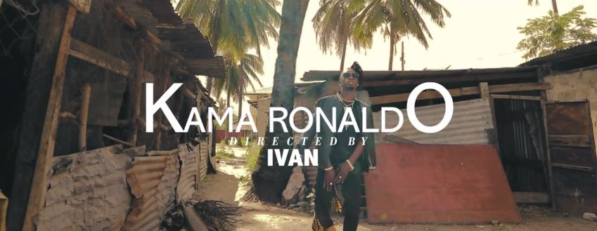 Photo of New VIDEO: Sholo Mwamba – Kama Ronaldo