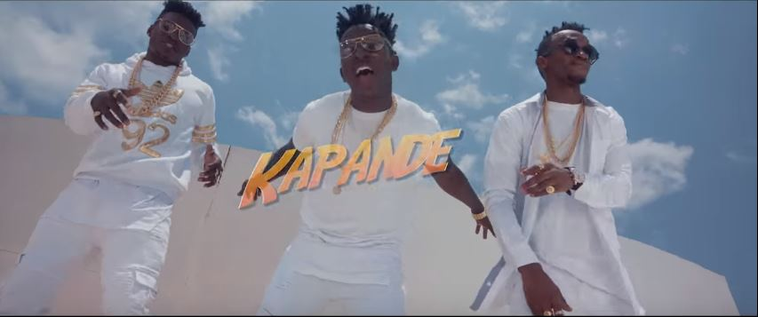 Photo of New VIDEO | B2C X Eddy Kenzo – Kapande
