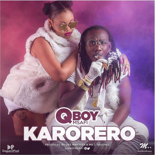 Photo of Audio | QBOY MSAFI – Karorero | Mp3 Download