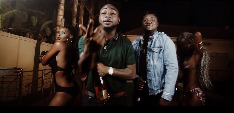Photo of CDQ ft. Davido (Video) – Ko Funny | Mp4 Download