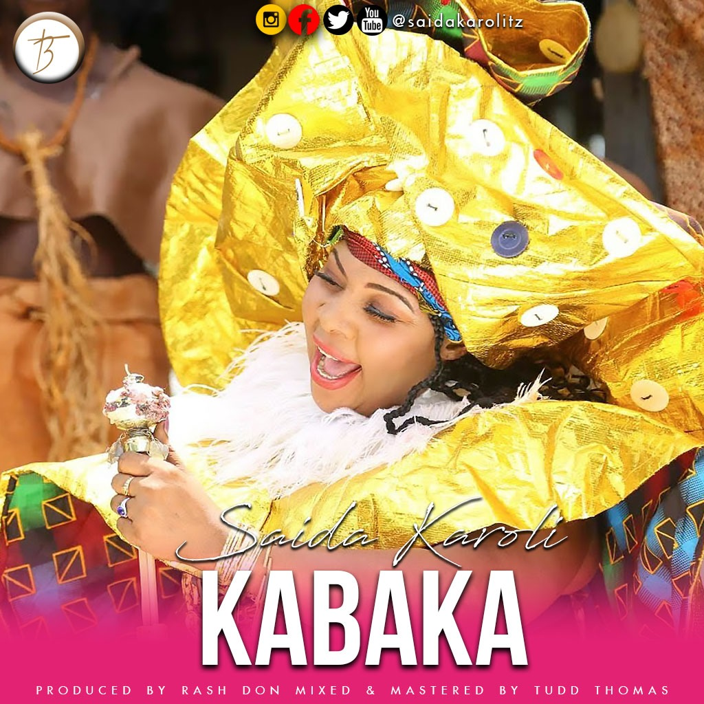 Photo of Audio | Saida Karoli – Kabaka | Mp3 Download
