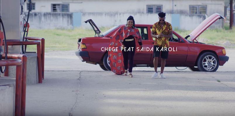 Photo of New VIDEO: Chege Ft.Saida Karoli – Kaitaba