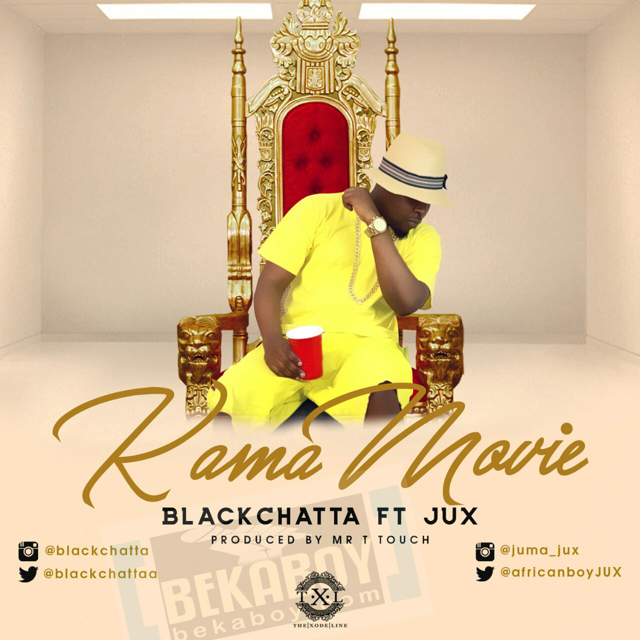Photo of Audio | Black Chatta Ft Jux – Kama Movie | Mp3 Download
