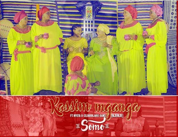 Photo of Audio | Kassim Mganga ft. Nyota & Kilimanjaro Band – SOMO | Mp3 Download