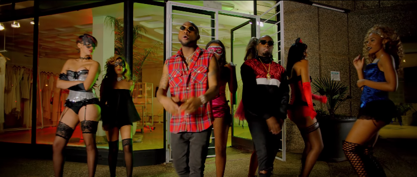 Photo of New VIDEO: Joh Makini Ft Davido – Kata Leta