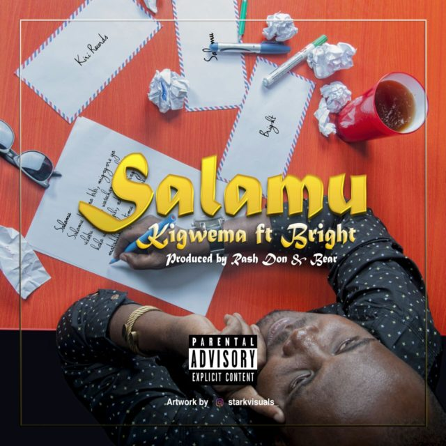 Photo of Audio | Kigwema ft Bright – Salamu | Mp3 Download