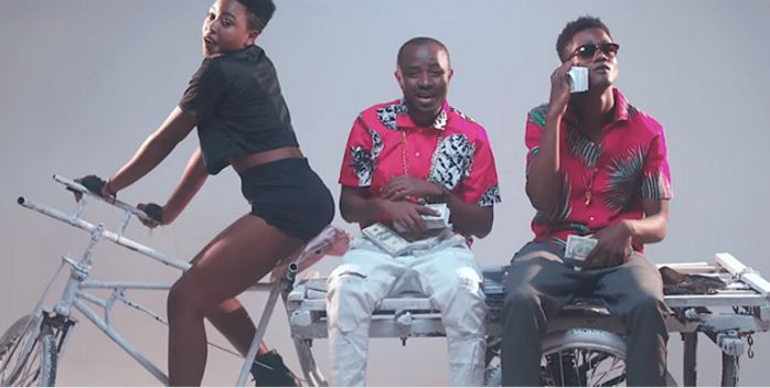 Photo of New VIDEO: Nikki Wa Pili Ft. Chin Bees – Kihasara