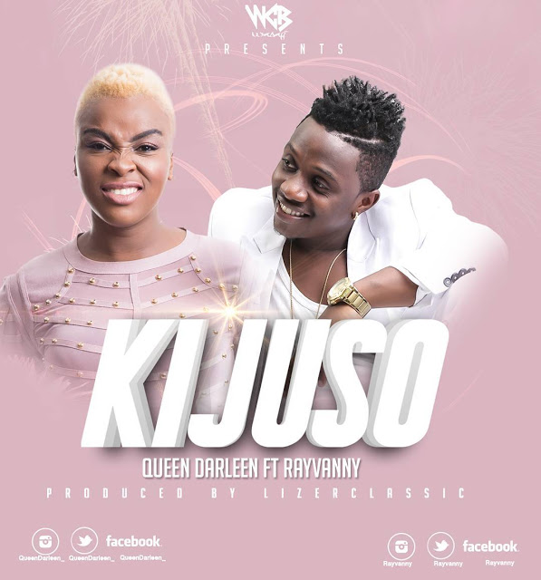 Photo of Audio | Queen Darleen Ft Rayvanny – Kijuso | Mp3 Download