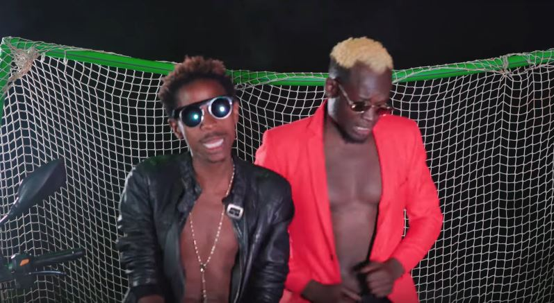 Photo of New VIDEO: Eric Omondi X Mc Antonio – Kiwaru (Kwa Ngwaru Remix)