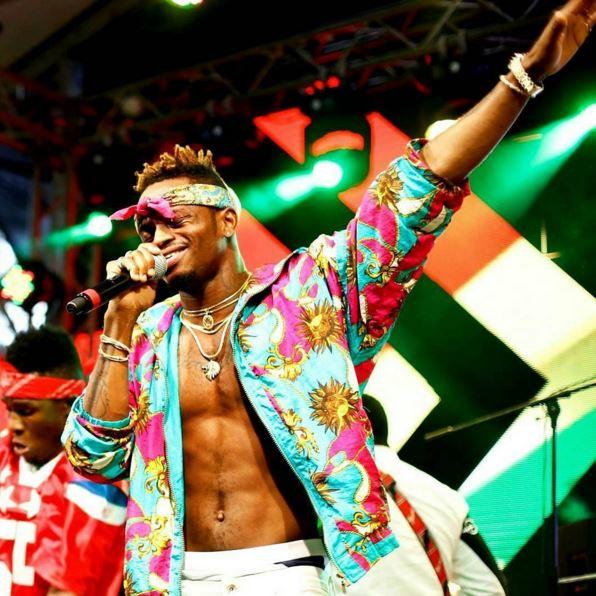 Photo of Diamond Platnumz – Live Performance at Koroga Festival / Nairobi Kenya (part 1 & 2)