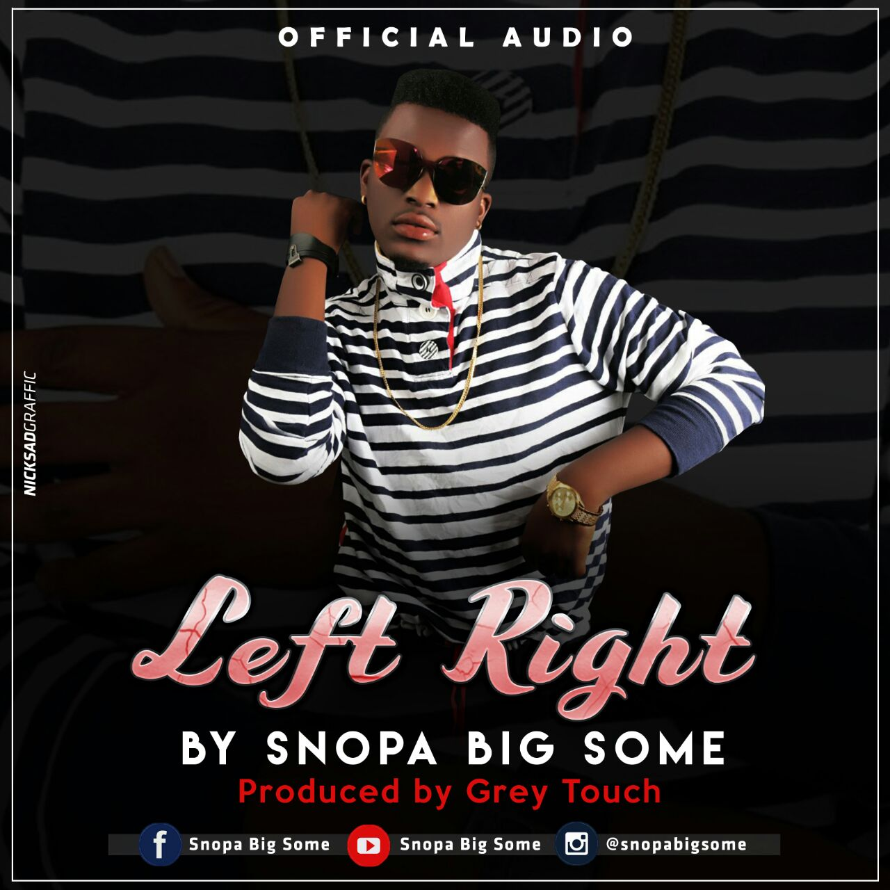 Photo of Audio | Snopa Bigsome – Left Right | Mp3 Download