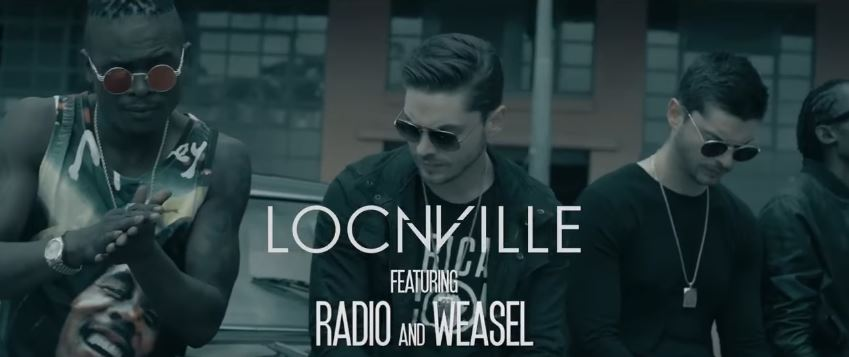 Photo of New VIDEO: Radio & Weasel Ft. Locnville – Done