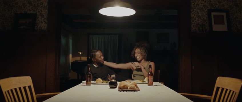Photo of New VIDEO: Kendrick Lamar ft. Zacari – LOVE