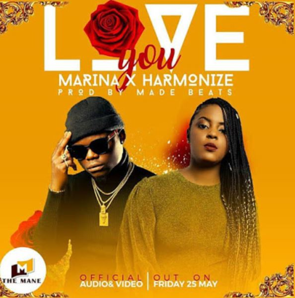 Photo of New AUDIO: Marina Ft Harmonize – Love You | Download