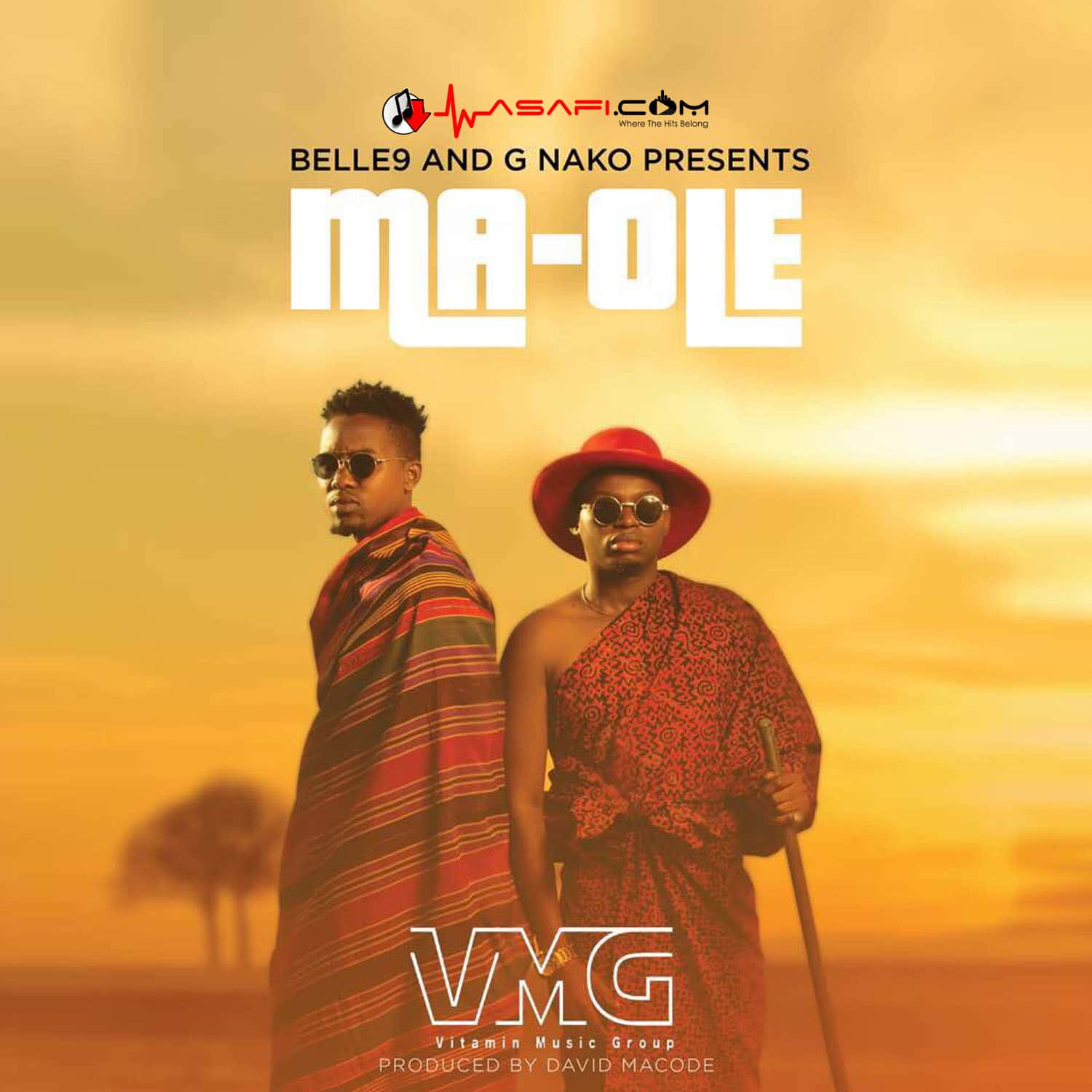 Photo of Audio | Belle 9 & G Nako – Ma Ole | Mp3 Download
