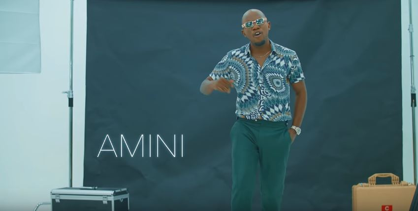 Photo of New VIDEO: Amini ft Magic & Ndelah – Machale