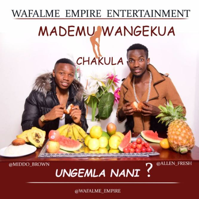 Photo of Audio | Wafalme – Mademu Wangekuwa Chakula | Mp3 Download