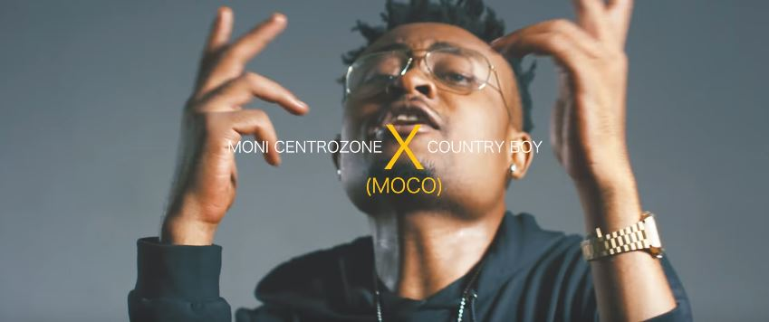Photo of New VIDEO: Moni Centrozone ft Country Boy – Mwaaah