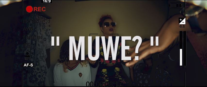 Photo of New VIDEO: Sheebah – MUWE