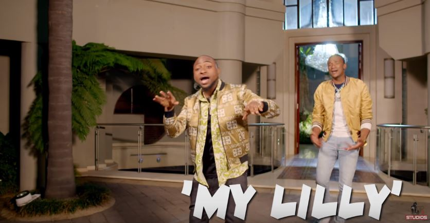 Photo of New VIDEO: Jah Prayzah ft. Davido – My Lilly