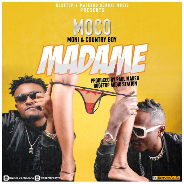 Photo of New AUDIO: Moni Centrozone X Country Boy ( MOCO ) – MADAME | Download