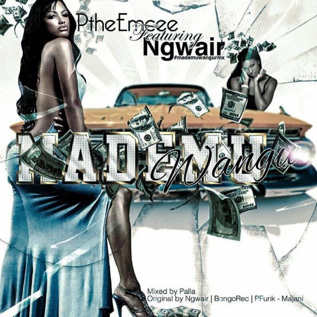 Photo of Audio | P the Mc & Ngwear – Mademu wangu remix | Mp3 Download