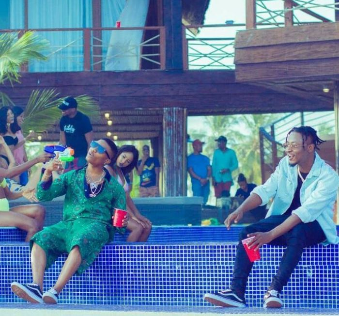 Photo of New VIDEO: Shaydee Ft Wizkid – Make Sense