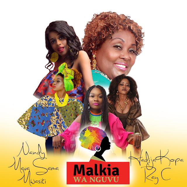 Photo of Audio | Khadija Kopa, Linah, Ray C, Nandy, Mwasiti, Maua Sama – Malkia Wa Nguvu | Mp3 Download