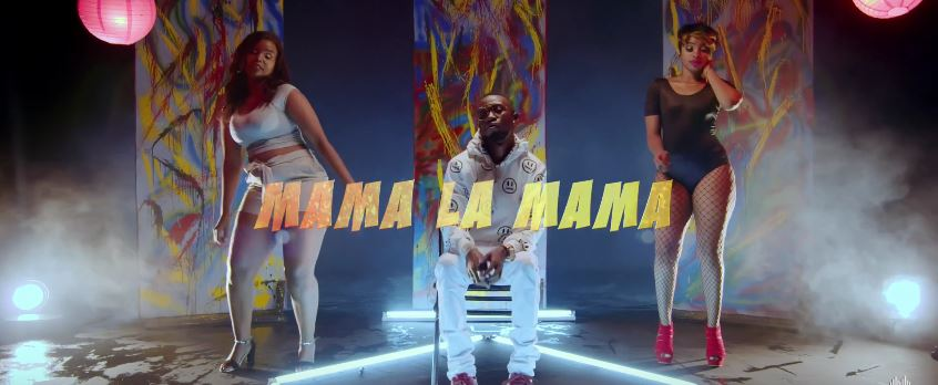 Photo of New VIDEO: Gaga Blue ft Mr T Touch, Baraka The Prince – Mama La Mama