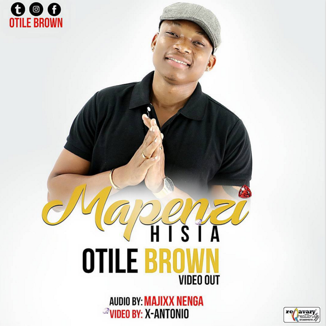 Photo of Audio | Otile Brown – Mapenzi Hisia | Mp3 Download