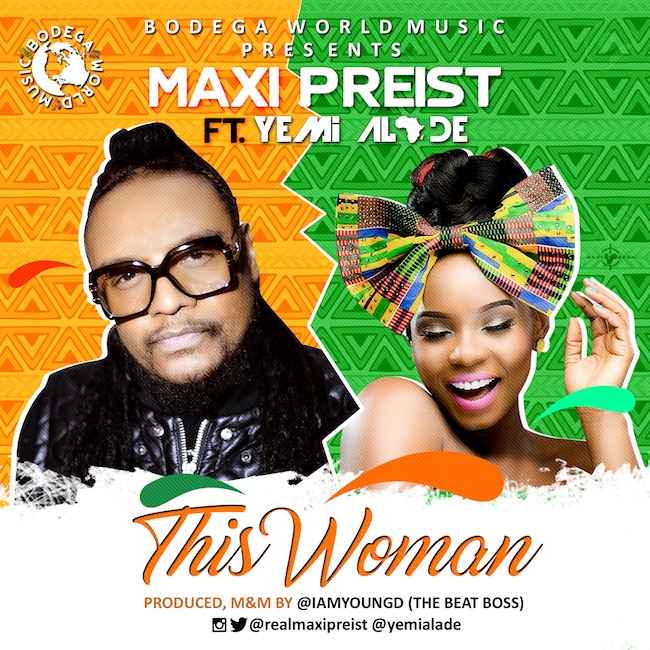 Photo of New Audio | Maxi Priest ft Yemi Alade – This Woman