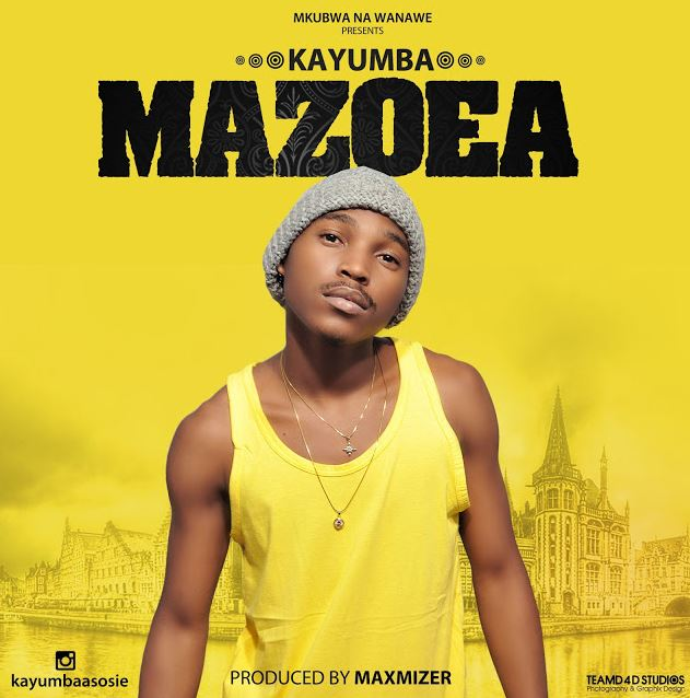 Photo of Audio | Kayumba – Mazoea | Mp3 Download