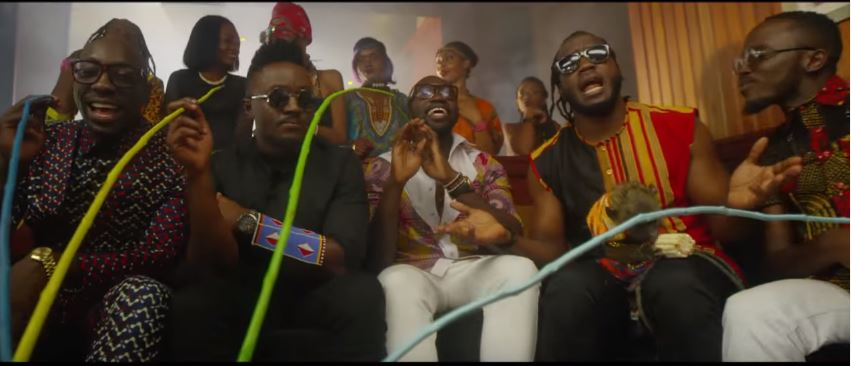 Photo of Bebe Cool x Sauti Sol (Video) – Mbozi Za Malwa | Mp4 Download